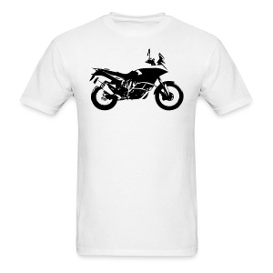 1190 Adventure On - Black Logos - Men's T-Shirt