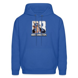 I'm a Booster Buster V2 - Men's Hoodie