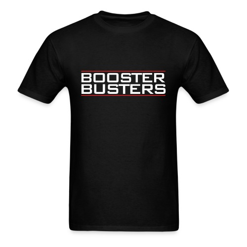 I'm a Booster Buster V1 - Men's T-Shirt