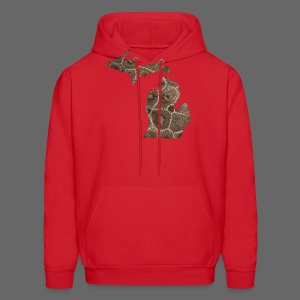 Michigan Stone - Men's Hoodie