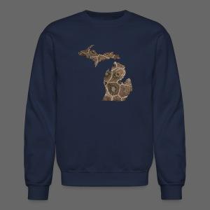 Michigan Stone - Crewneck Sweatshirt