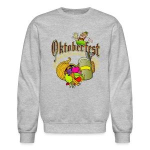 Oktoberfest Crew Neck Sweatshirt For Men - Crewneck Sweatshirt