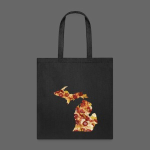 Pizza Michigan - Tote Bag