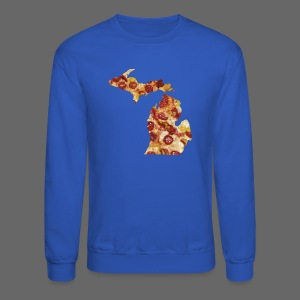 Pizza Michigan - Crewneck Sweatshirt