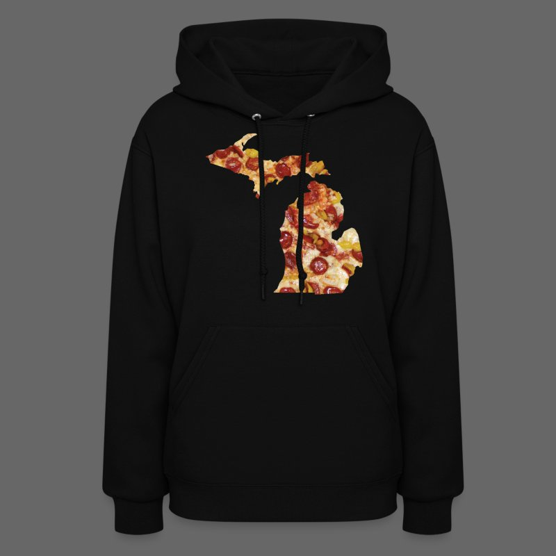 Pizza Michigan - Women's Hoodie