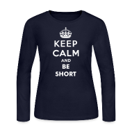 Long Sleeve Shirts ~ Women's Long Sleeve Jersey T-Shirt ~ KCBS - Long Sleeve (white)