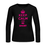 Long Sleeve Shirts ~ Women's Long Sleeve Jersey T-Shirt ~ KCBS - Long Sleeve (pink)