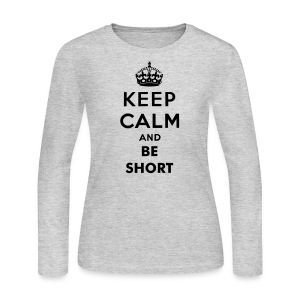KCBS - Long Sleeve (black) - Women's Long Sleeve Jersey T-Shirt