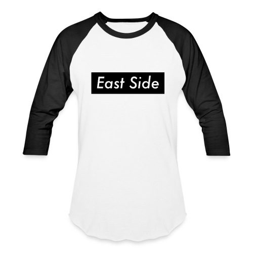East Side  - Baseball T-Shirt