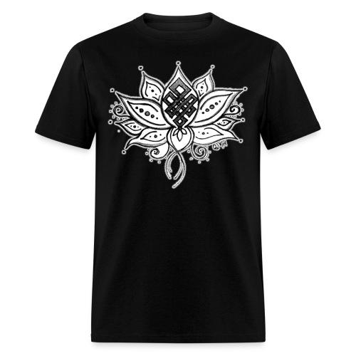Endless Lotus (Men's) - Men's T-Shirt
