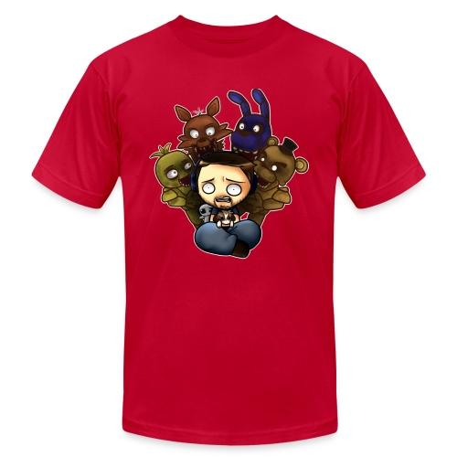 Five Nights At Freddy's Mens Shirt - Men's Fine Jersey T-Shirt