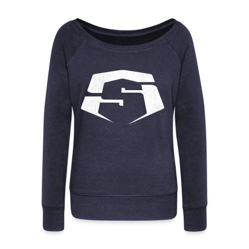 Super Sokol (w) LS - Women's Wideneck Sweatshirt