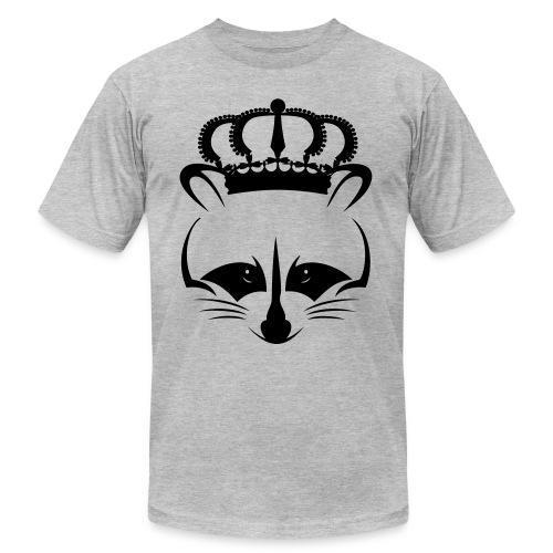 Zombiereggae Logo - Men's Fine Jersey T-Shirt