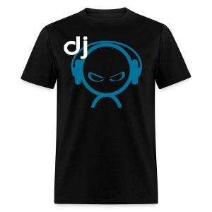 Official DJ Alien with Headphones T-shirt - Men's T-Shirt