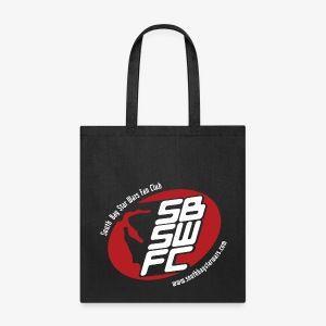 Black SBSWFC Canvas Tote - Tote Bag