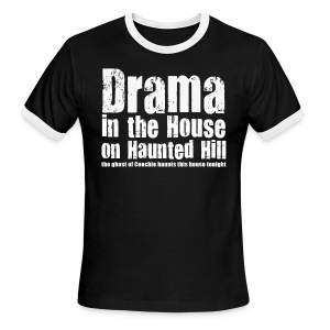 Drama shirt - Men's Ringer T-Shirt