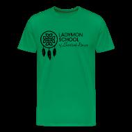 T-Shirts ~ Men's Premium T-Shirt ~ Unisex Ladymon Logo Shirt