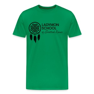 Unisex Ladymon Logo Shirt - Men's Premium T-Shirt