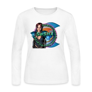 SASHA - Women's Long Sleeve Jersey T-Shirt