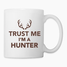 Trust me I'm a Hunter Bottles & Mugs