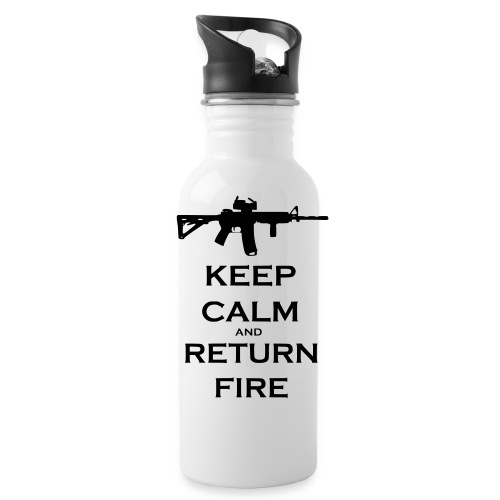 Return Fire Watter Bottle - Water Bottle