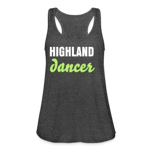 Highland Dancer Tank - Women's Flowy Tank Top by Bella
