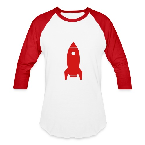 Official Branded Rocket T - Shirt by : Rocket Apparel - Baseball T-Shirt