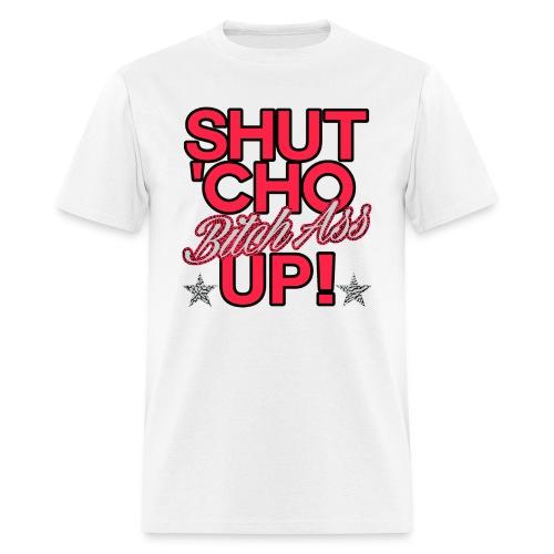 SHUTCHO WHITE - Men's T-Shirt