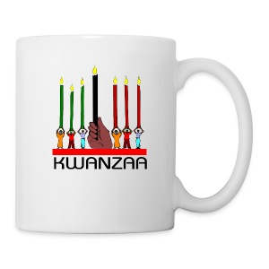 Kwanzaa Celebration Ceramic Mug - Coffee/Tea Mug