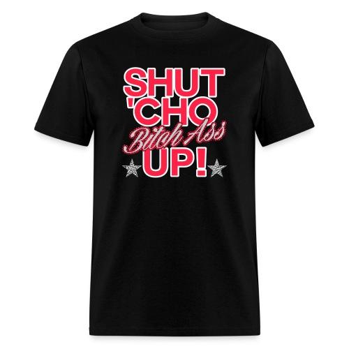 SHUTCHO BLACK - Men's T-Shirt