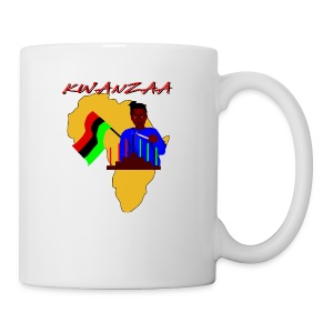Kwanzaa Observance Coffee And Tea Mug - Coffee/Tea Mug