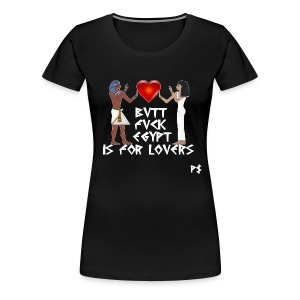 BFE IS FOR LOVERS WOMANS TEE - Women's Premium T-Shirt
