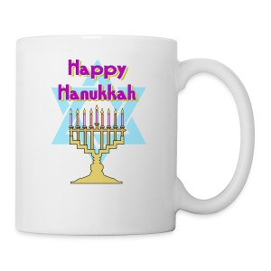 Happy Hanukkah Cocoa Mug - Coffee/Tea Mug