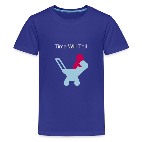 who are you? - Kids' Premium T-Shirt