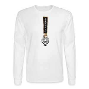 Chicago Tapped - Men's Long Sleeve T-Shirt