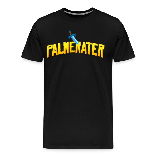 Palmerater Text (simple) - Men's Premium T-Shirt