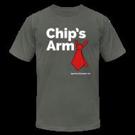T-Shirts ~ Men's T-Shirt by American Apparel ~ Men's American Apparel T-Shirt  (assorted colors)