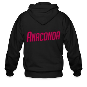 Anaconda Zip Hoodies & Jackets - Men's Zip Hoodie