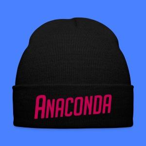 Anaconda Caps - Knit Cap with Cuff Print