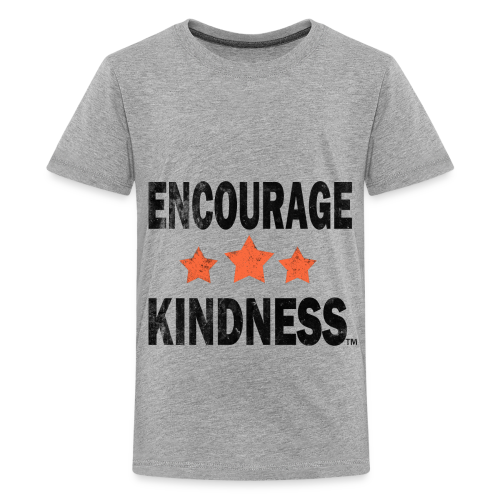 Promote Kindness  - Kids' Tee - Kids' Premium T-Shirt