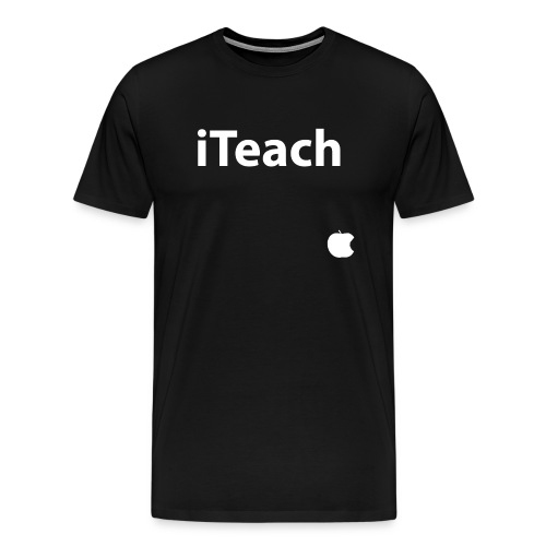 iTeach at Seven Oaks - Men's Premium T-Shirt