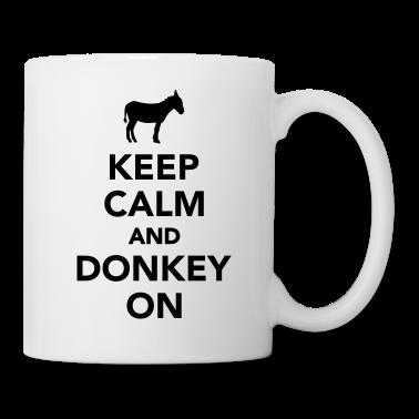 how to keep a donkey