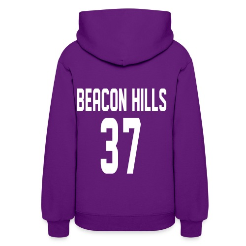 Beacon Hills Lacrosse Sweatshirt - Women's Hoodie