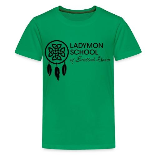Children's Ladymon Logo Shirt - Kids' Premium T-Shirt