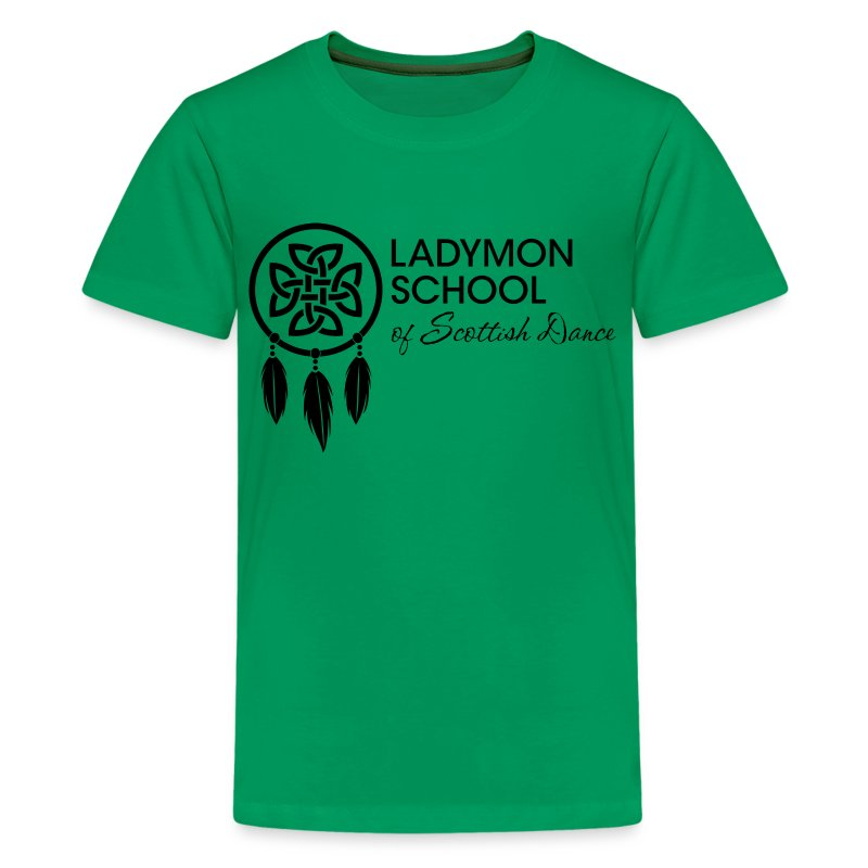 Children's Ladymon Logo Shirt - Kids' Premium T-Shirt