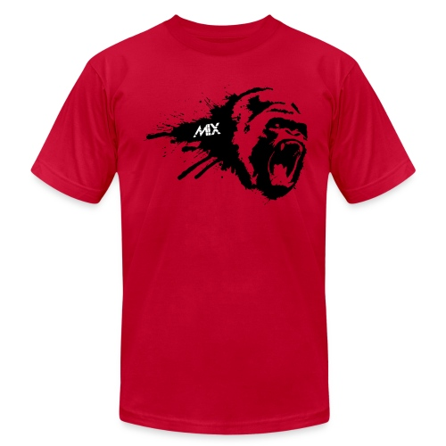 Gorilla Mix - Men's Fine Jersey T-Shirt