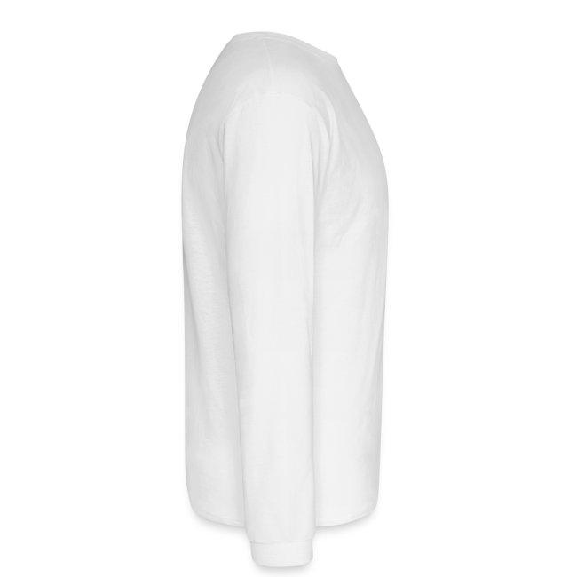 Ho Ho Ho Merry Christmas Long Sleeve T-Shirt For Men