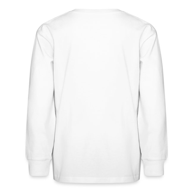Merry Christmas Reef Long Sleeve T-Shirt For Kids