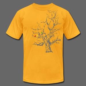 Autumn Tree - Men's Fine Jersey T-Shirt