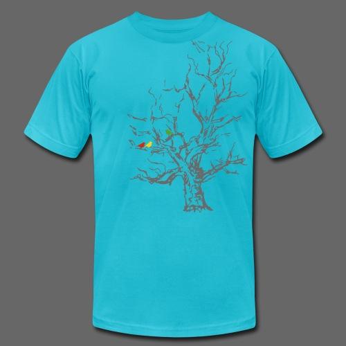 Autumn Tree - Men's  Jersey T-Shirt
